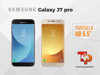 Samsung Galaxy J7 Pro 16gb / 32gb - Libres De Origen - Camara Frontal De 13mp - 3gb Ram - Full Hd Amoled - Garantia