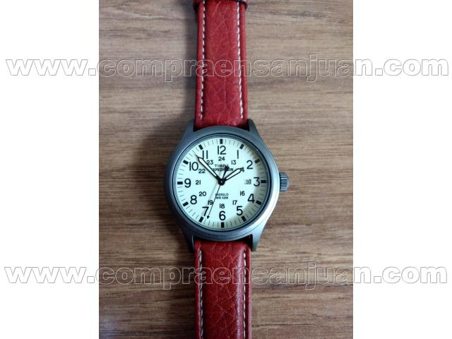 7c2706fbe36d Reloj Unisex Timex Clásico Cuero Expedition Scout Escucho Ofertas Contado -  Compraensanjuan.com