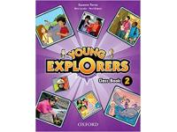 Young Explorers – Class Book 2 – Oxford
