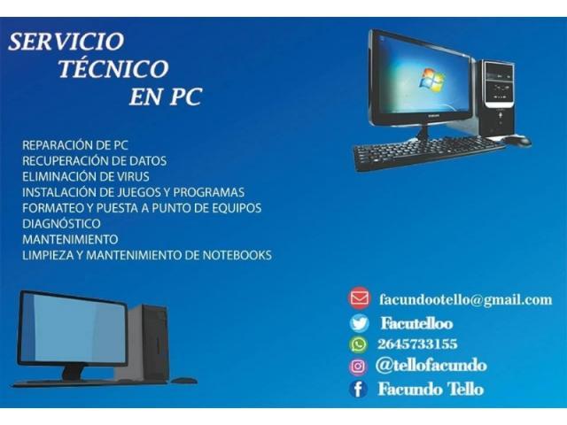 Reparacion De Computadoras Comprá En San Juan