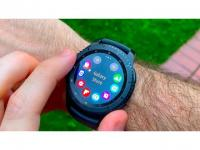 Samsung Gear S3 Frontier Impecable