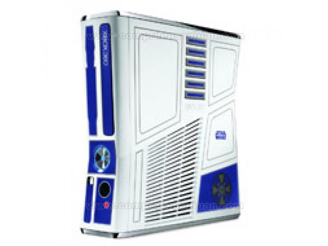 Xbox360 Serie Limitada Star Wars - Chip Mx Rgh2 + 3 Juegos