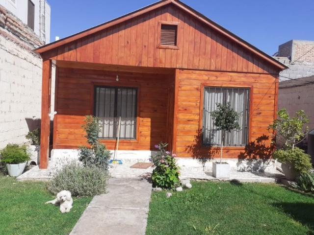 Casa Prefabricada De 1 Dormitorio Para Persona Sola Comprá En San Juan