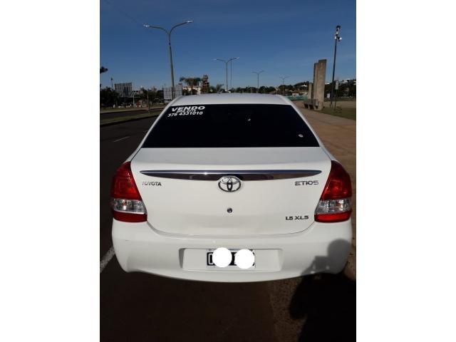 Toyota Etios 2014 Xls Full Impecable. Titular. Accesorios ...
