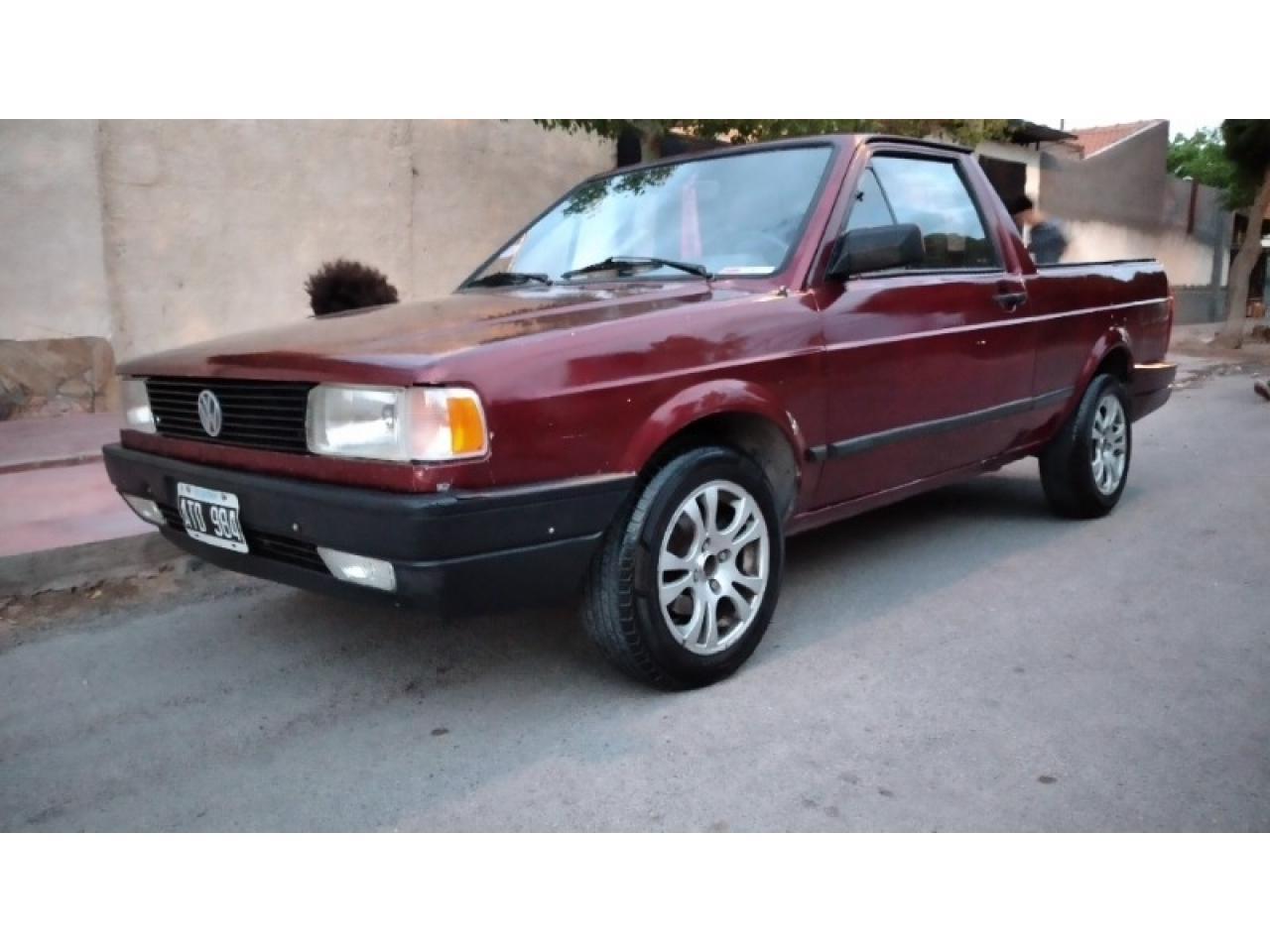 volkswagen saveiro g1 año 1996 - comprá en san juan