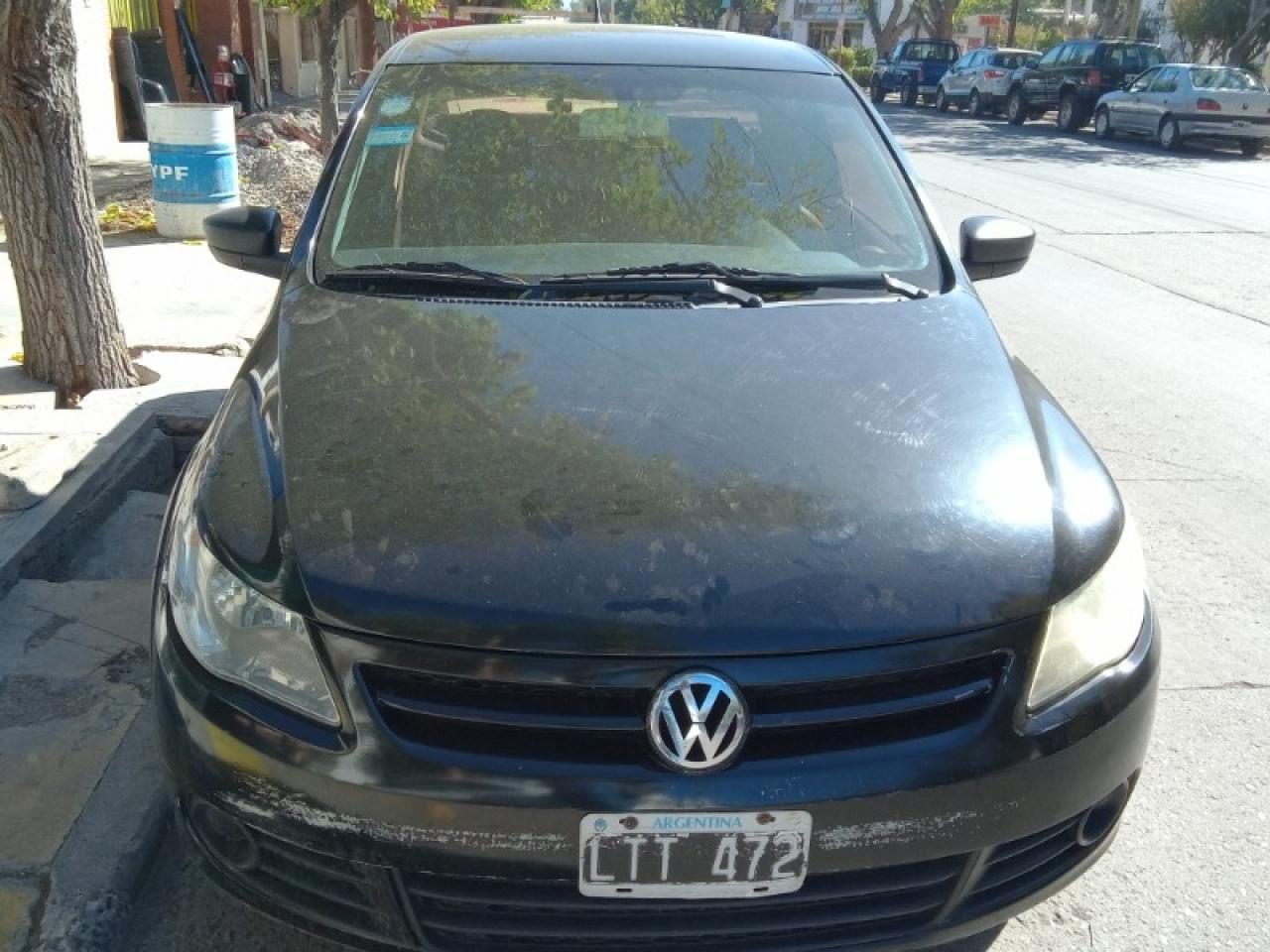 volkswagen saveiro cabina extendida, trendline, modelo 2012 - comprá en san juan