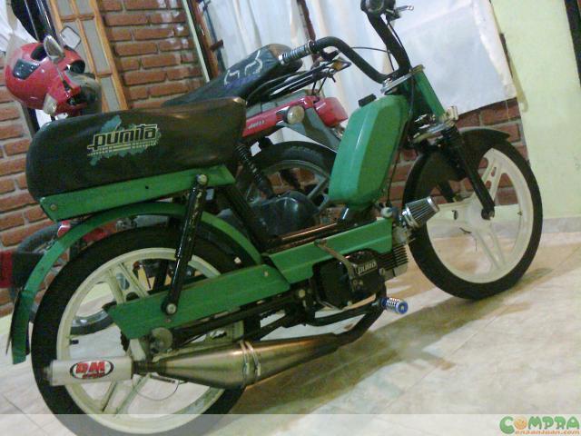 puma 50cc