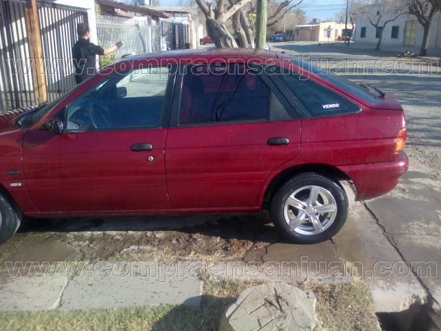 ford escort lx 1999 nafta color bordo impecable compra en san juan ford escort lx 1999 nafta color bordo